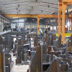 Fabrica metalica