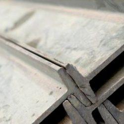 Peça estrutura metálica