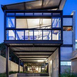 Fabricação de casas metalicas