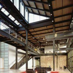 arquitetura contemporanea aço