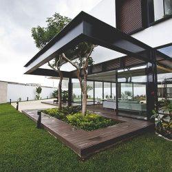 arquitetura diversificada