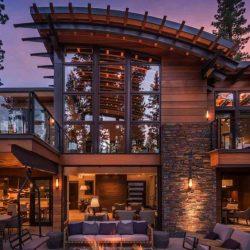 arquitetura residencial metalica