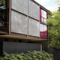 casa aço e concreto