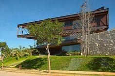 casa metalica moderna