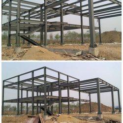 estrutura industrial metalica