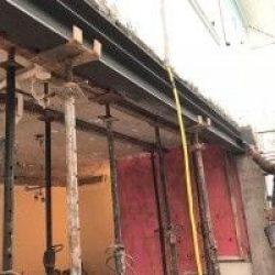reforço estrutural aço